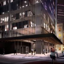 Kelly Ramsey Tower | Street Level Rice Howard Way, 101 Street, 101A Street